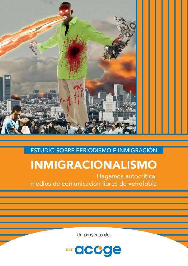 Portada Informe Inmigracionalismo